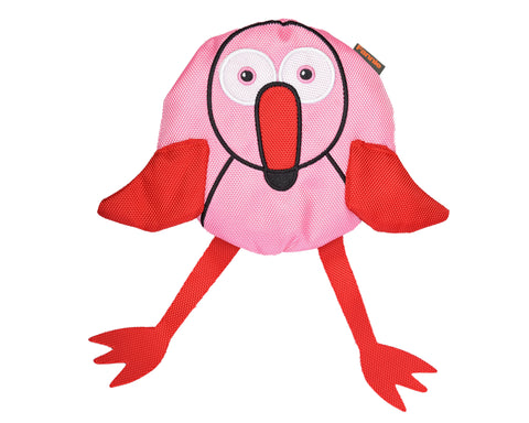 I Give a Wag - Fannie Flamingo Disc