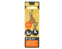 Dog ID Tag Set