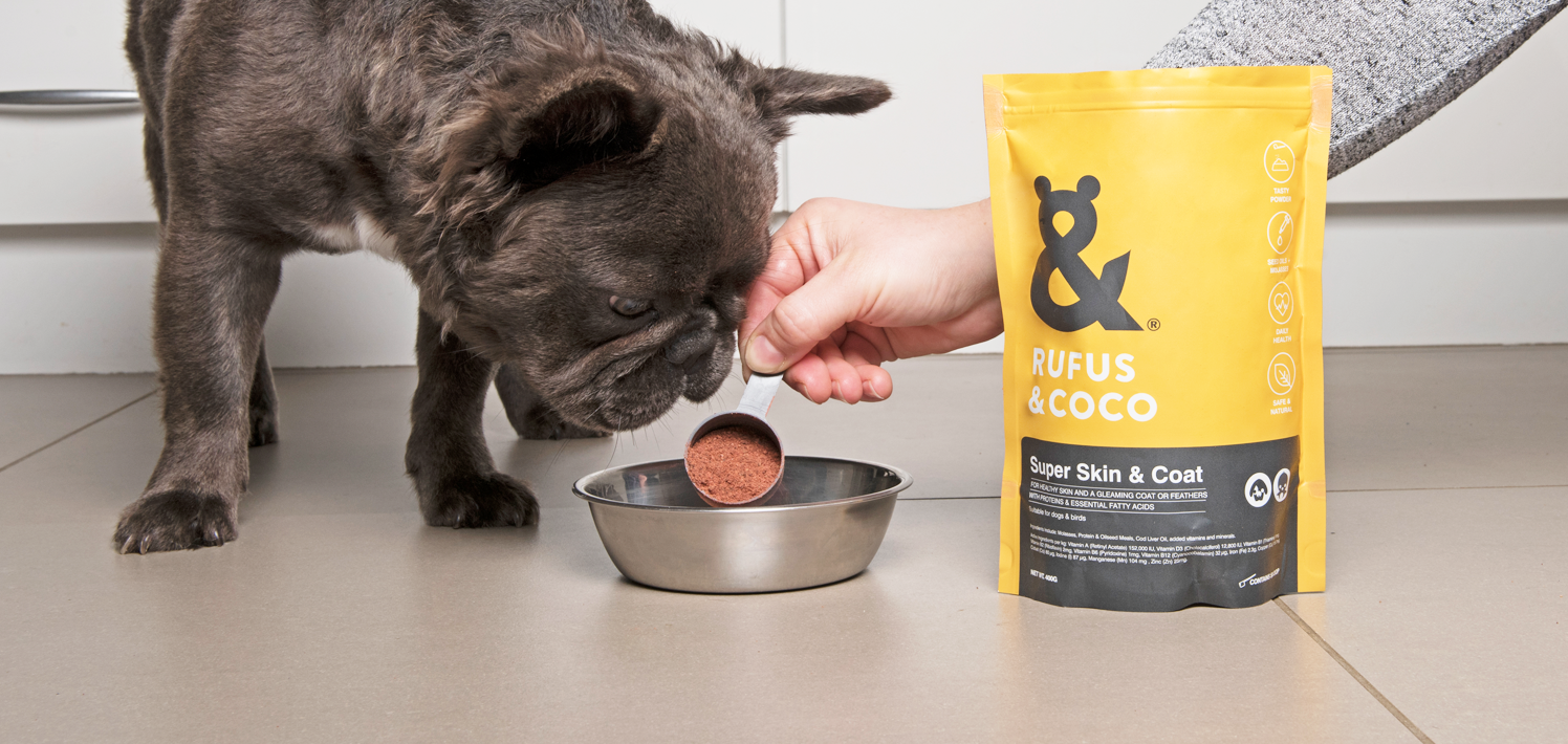 Rufus & Coco Super Skin & Coat
