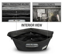 Load image into Gallery viewer, Black Odor Proof Pouch