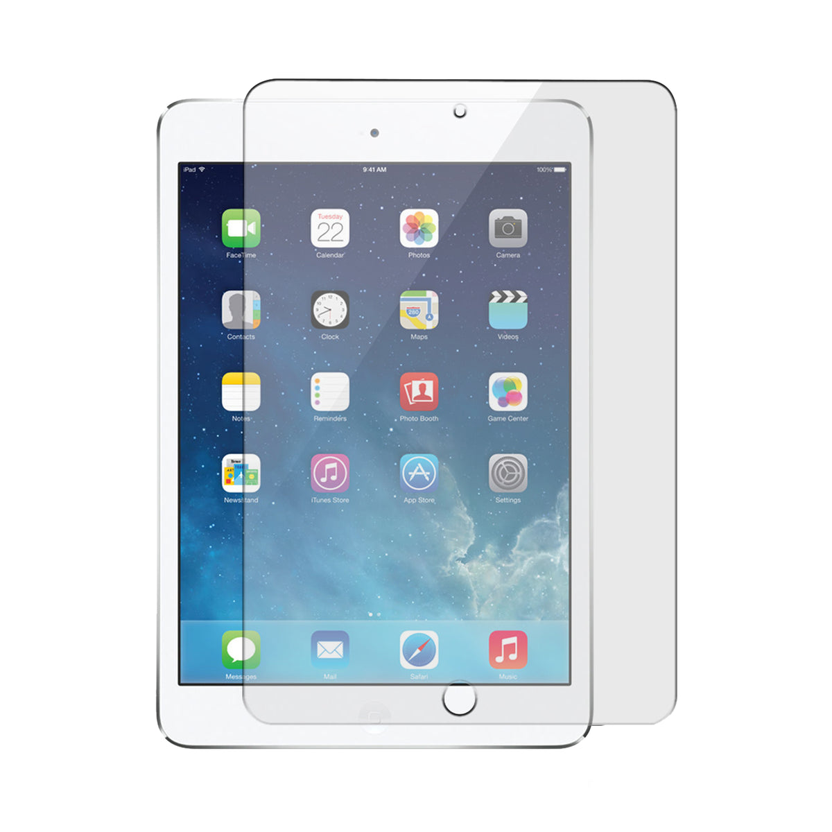 Screen Patrol - Tempered Glass - iPad Mini 4