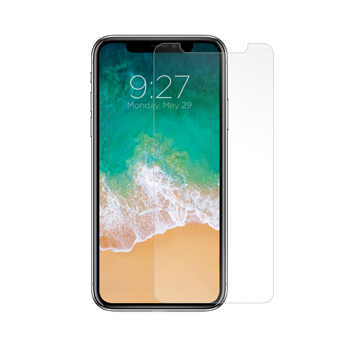 Screen Patrol - Tempered Glass - iPhone XS & X