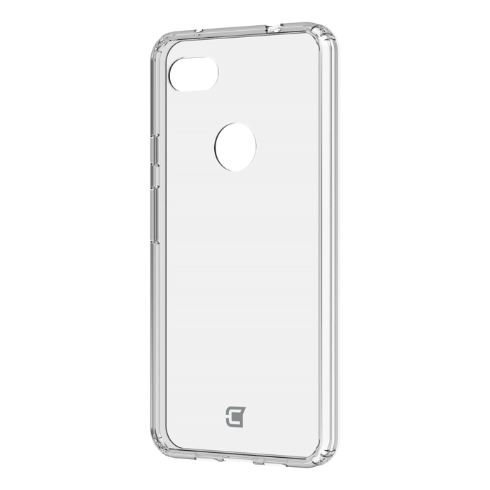 Fremont Clear Tough Case - Google Pixel 3a