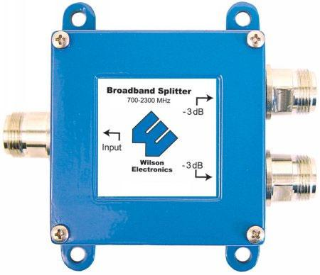 859959 -3dB Splitter 700-2300 MHz 75 ohm