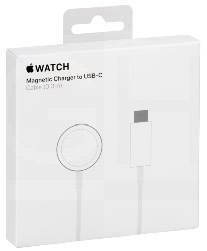 Apple OEM Apple Watch Magnetic Charger to USB-C Cable (RETAIL)