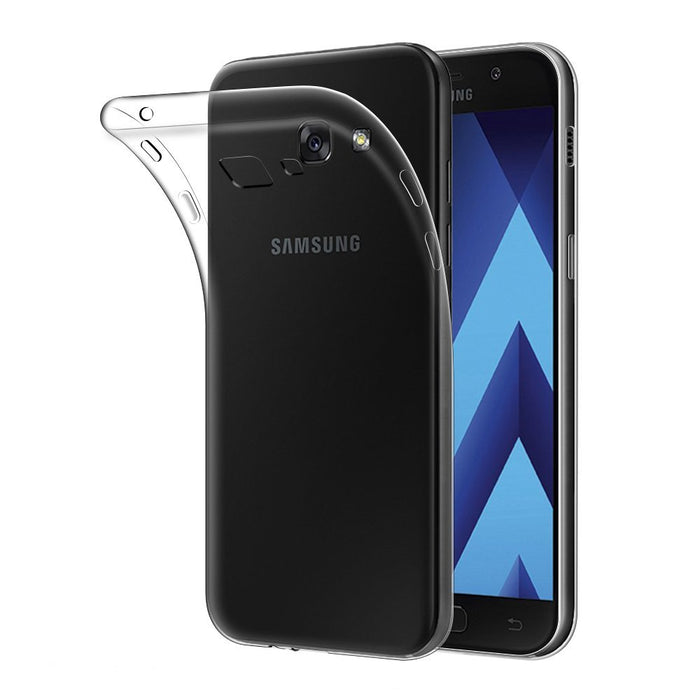 Samsung Galaxy A5 (2017) Gel Case - Crystal Clear