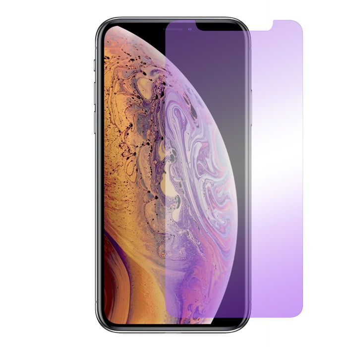 iPhone 11 Pro/XS/X - Anti-Blue Light Tempered Glass - Screen Patrol