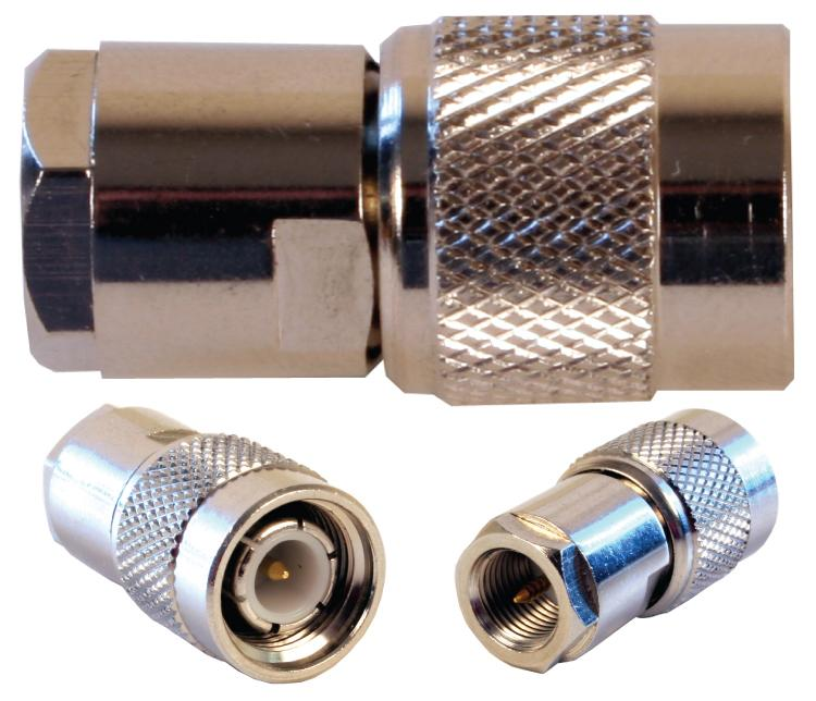 Connector FME-Male TNC-Female (971106)