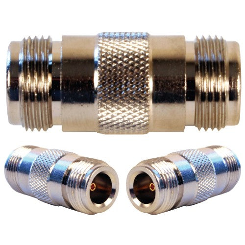 971117 Connector - N Female - N Female Barrel