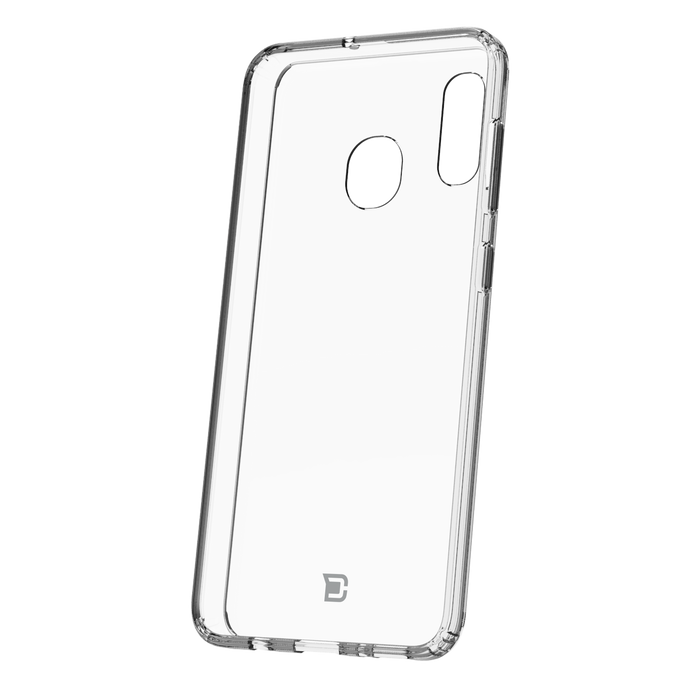 Fremont Clear Tough Case - Samsung A20