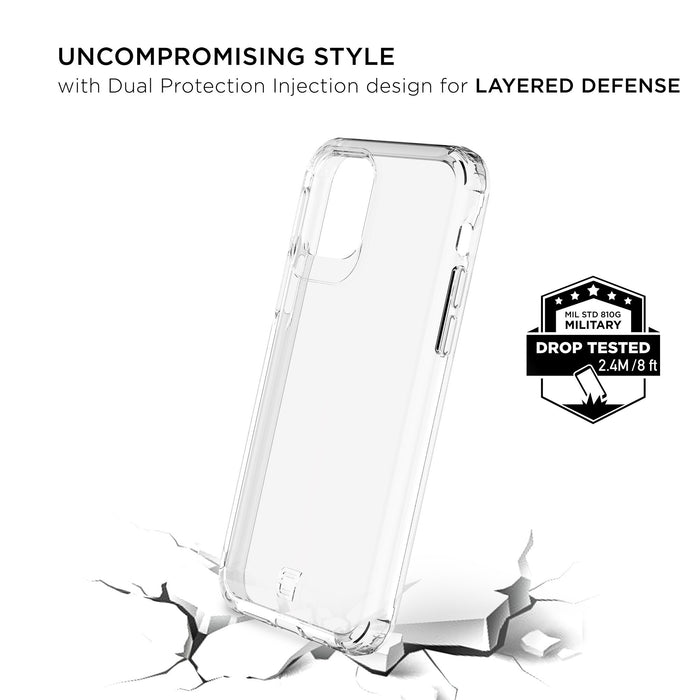 Antimicrobial Protective Case - iPhone 12 mini