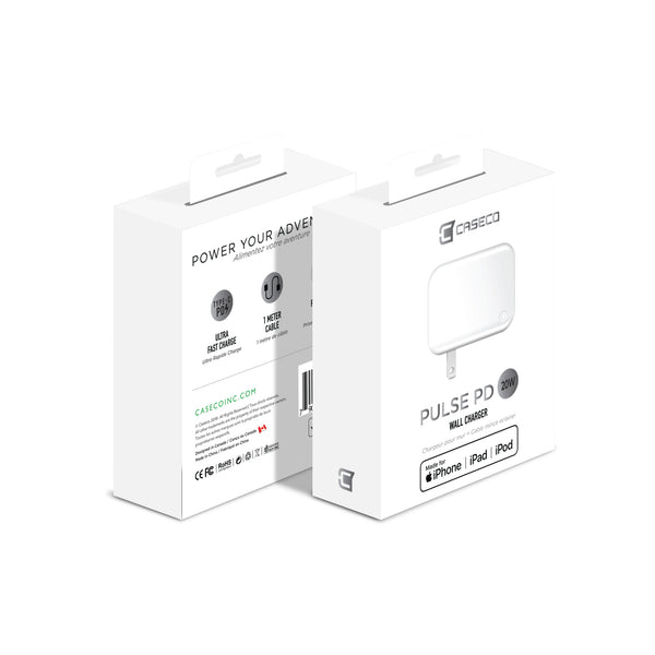 Pulse PD 20W Wall Charger