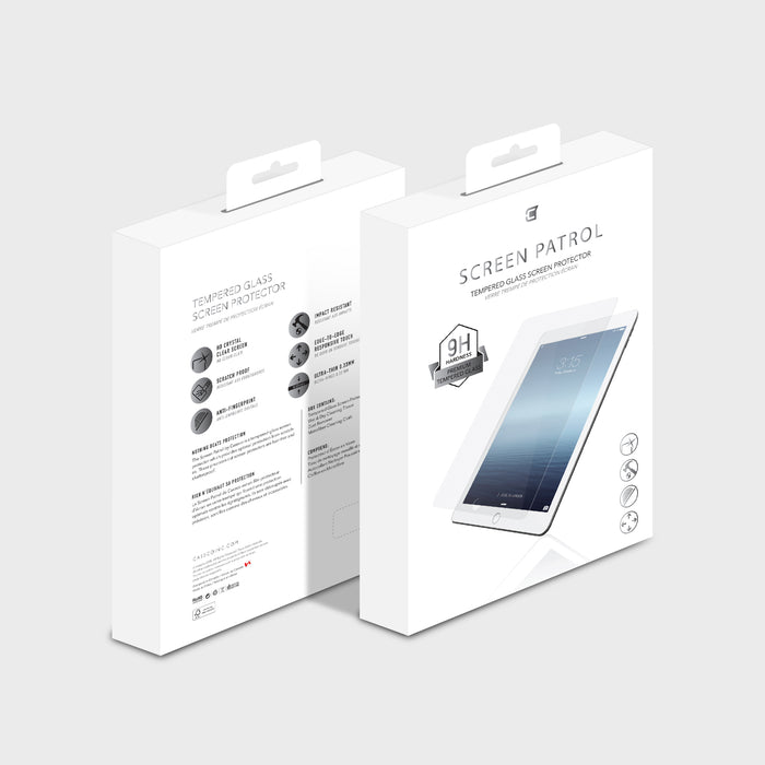 iPad 7th Gen (10.2 inch / 2019) - Screen Patrol - Tempered Glass