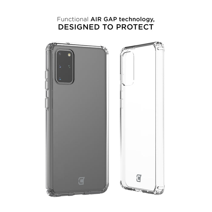 Fremont Clear Tough Case - Samsung Galaxy S20 Plus