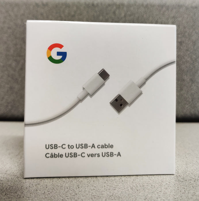 Google OEM USB-C to USB-A Cable 1 M (RETAIL)