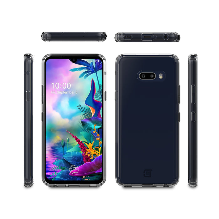 Fremont Clear Tough Case - LG G8X ThinQ