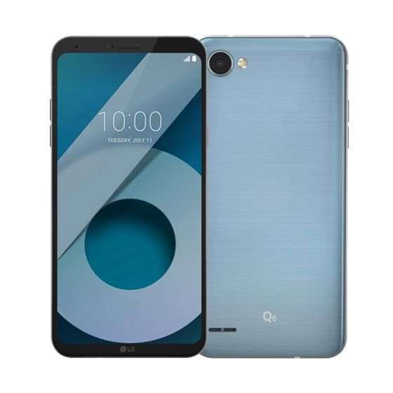 LG Q6 32GB Unlocked (Carrier Phone)