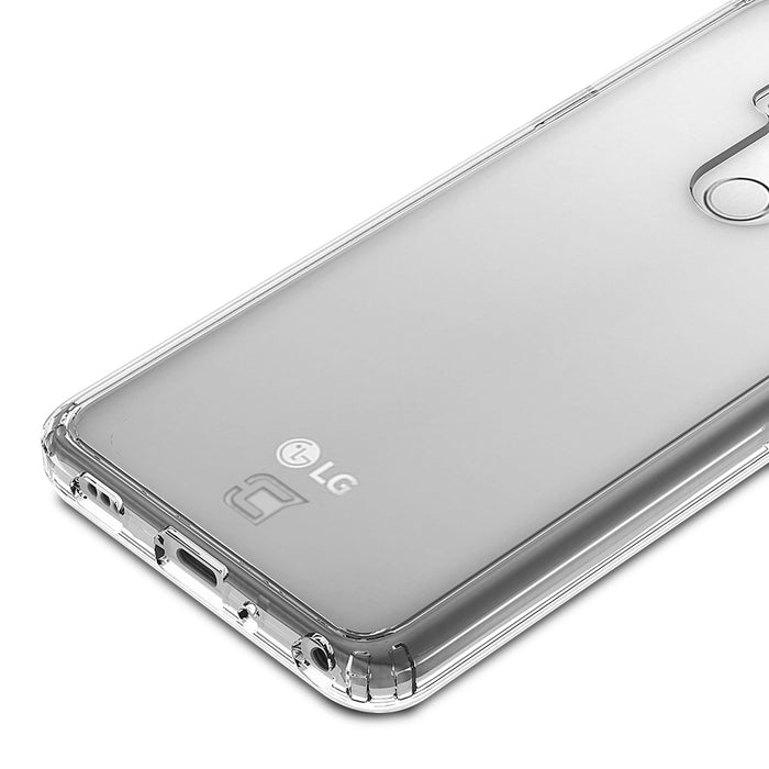 Fremont Clear Tough Case - LG G7 ThinQ