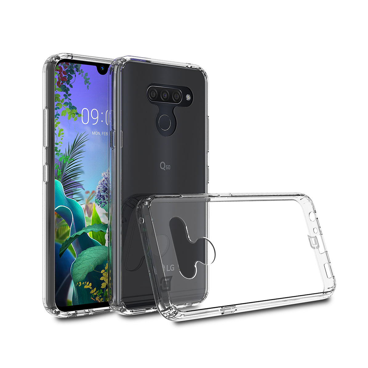 Fremont Clear Tough Case - LG Q60
