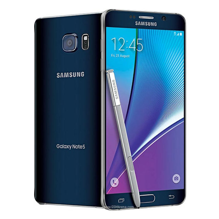 Samsung Galaxy Note 5 32GB Unlocked (Carrier Phone) - Blue