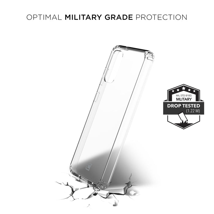 Fremont Clear Tough Case - Huawei P40 Pro