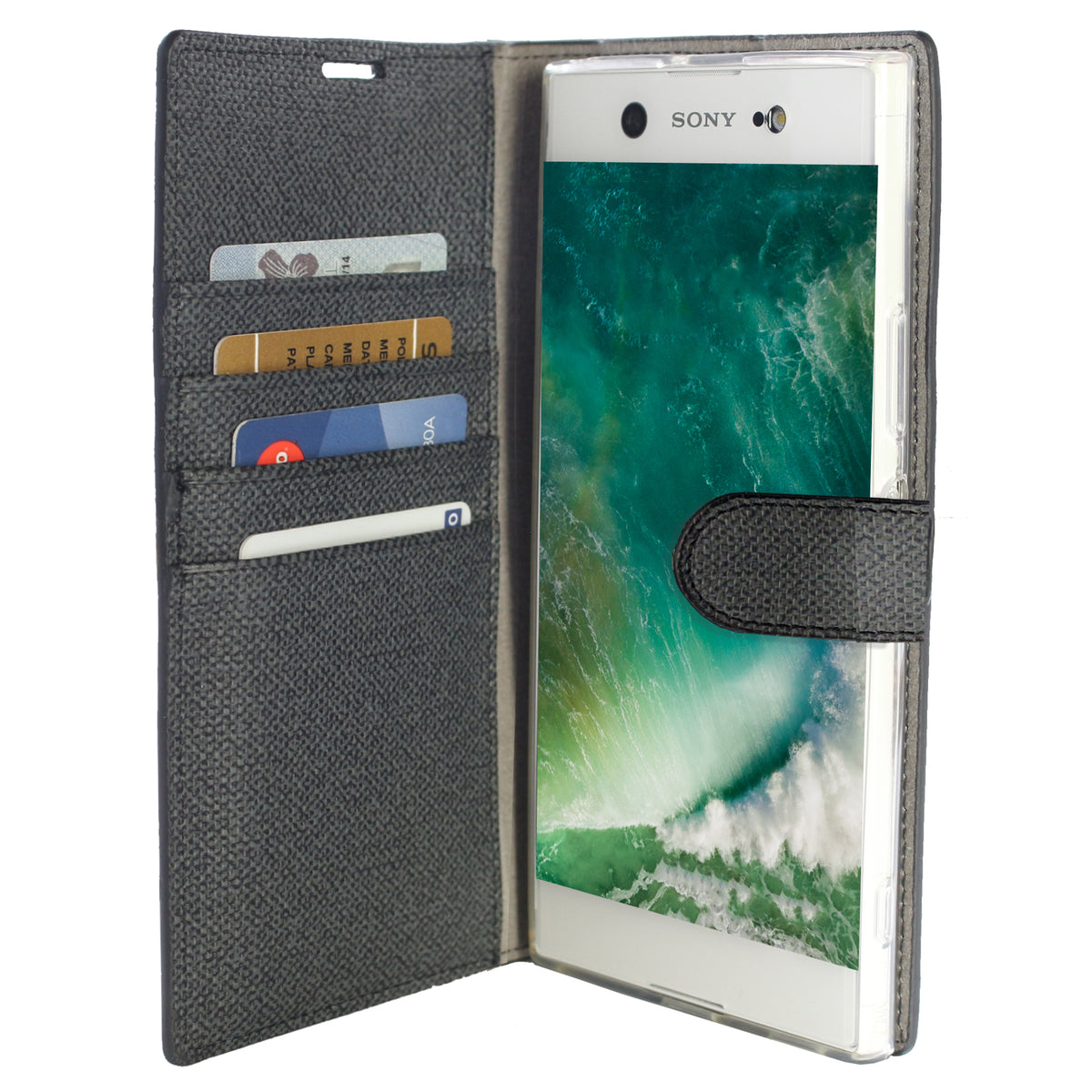 Melrose Folio Case - Sony Xperia XA1 Ultra