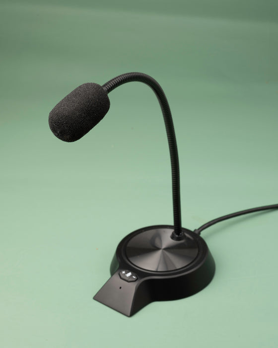 USB 2.0 Desktop Microphone