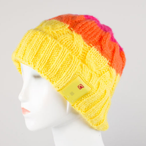 Blu-Toque - Bluetooth Beanie - Sunset
