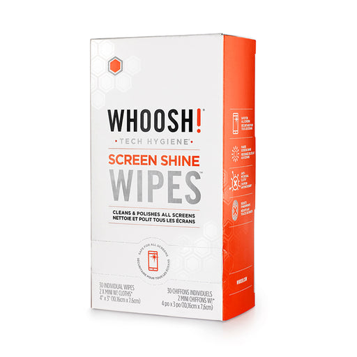 Screen Shine Wipes 30 Pack