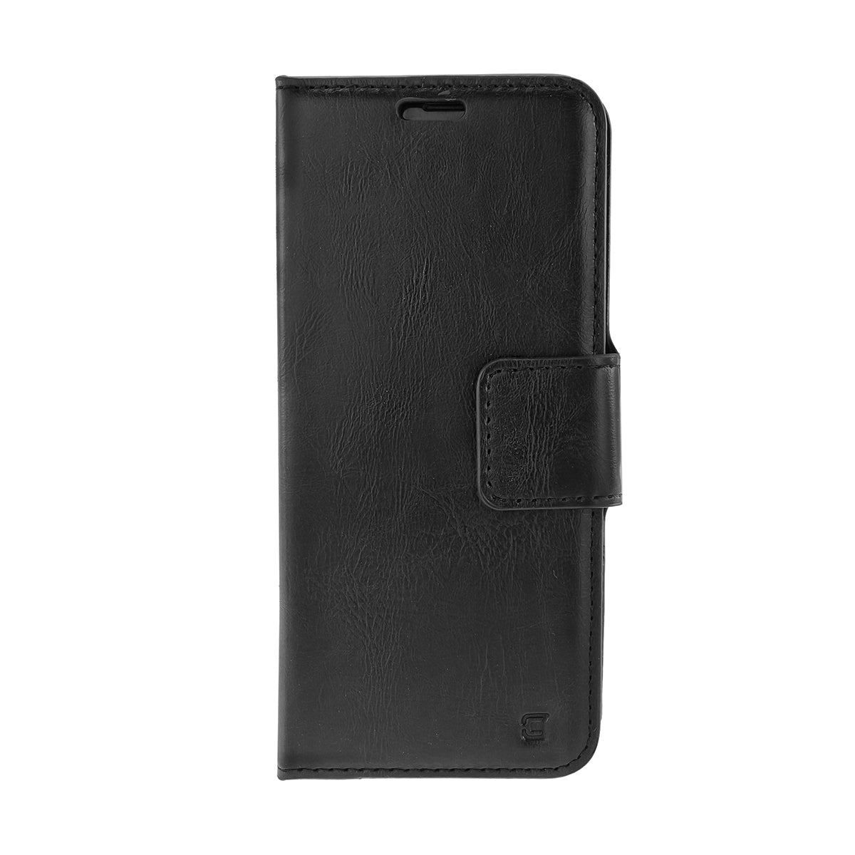 Bond St. Wallet Folio Case - LG Q6 - Black