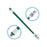 CFL Licensed Wearable Lightning Cable - Saskatchewan Roughriders