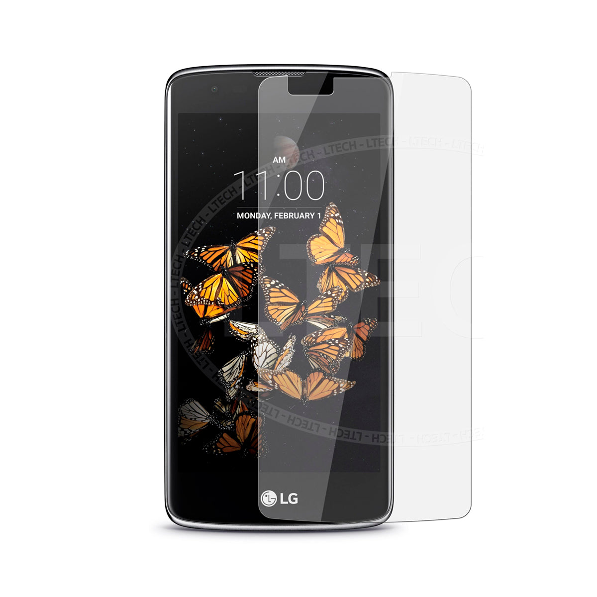 Screen Patrol - Tempered Glass - LG X Power 3