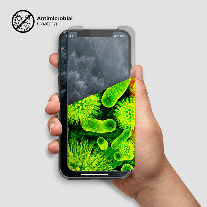 iPhone 11 Pro Max/XS Max Antimicrobial Glass Screen Protector