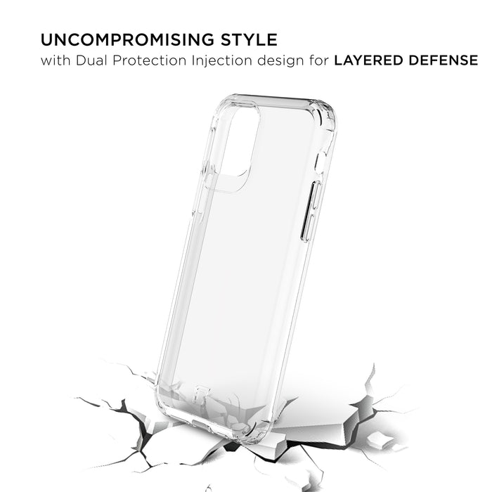 iPhone 11 Pro Max Antimicrobial Clear Protective Case