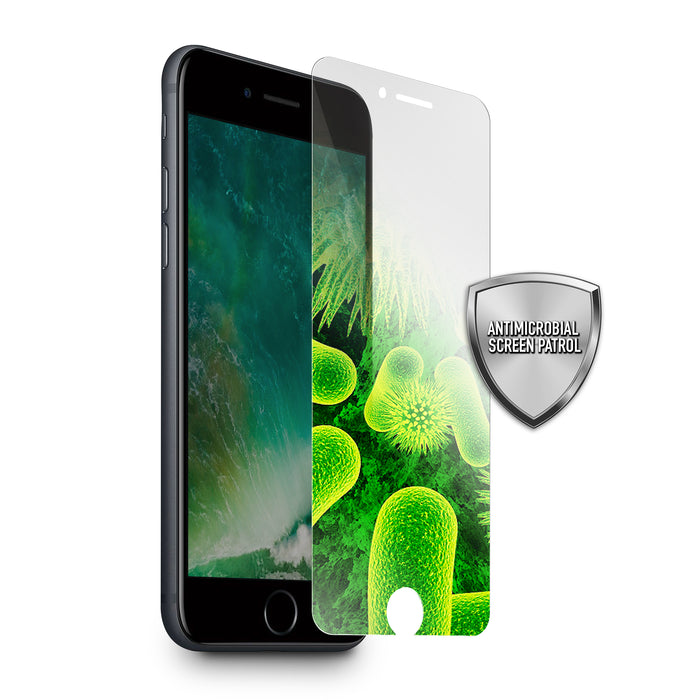 iPhone SE 2020/8/7 Antimicrobial Glass Screen Protector