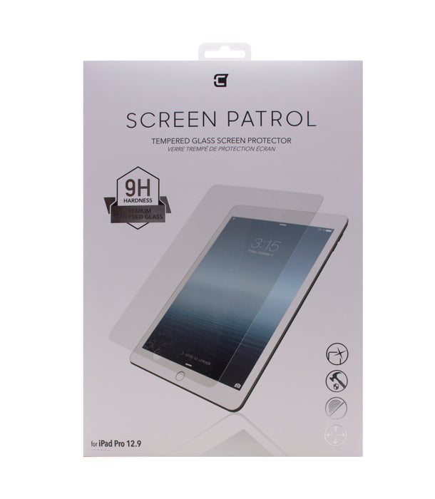 Nintendo Switch - Screen Patrol - Tempered Glass
