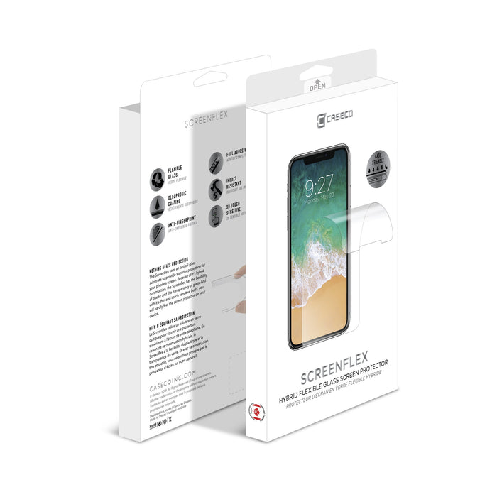Flexible Tempered Glass - iPhone 11