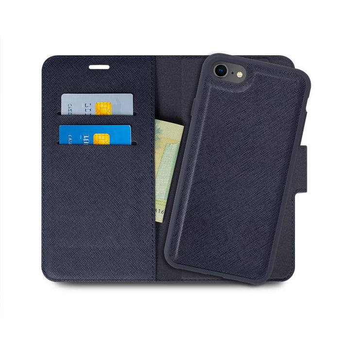 Broadway 2-in-1 RFID Shield Folio Case - iPhone SE & 5S