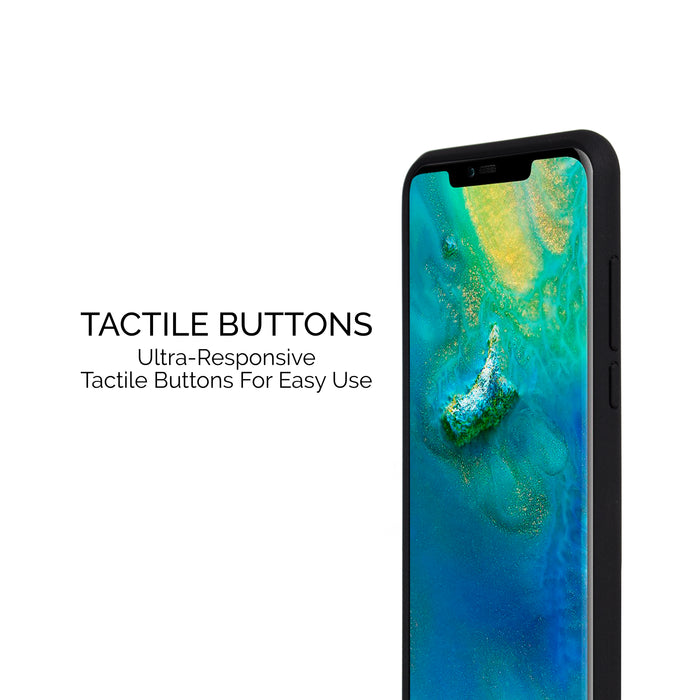 Skin Shield Case for  Huawei Mate 20 Pro - Black
