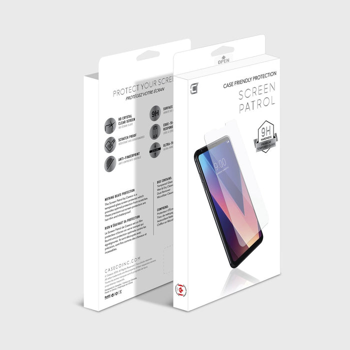Samsung A11 - Screen Patrol - Tempered Glass