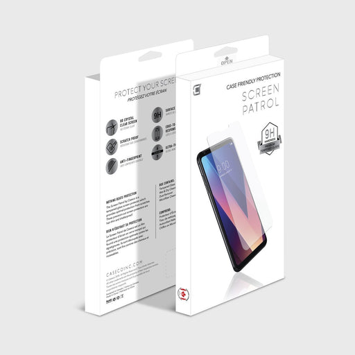 Screen Patrol Full Adhesive Tempered Glass - Google Pixel 4