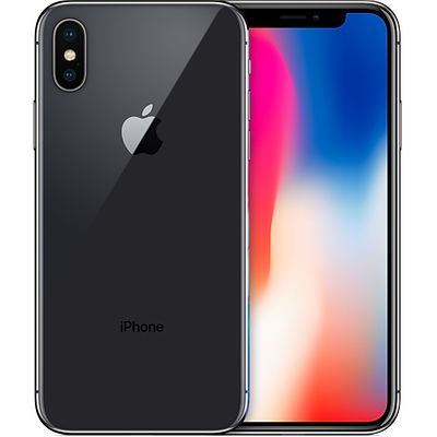Apple iPhone X Unlocked (Carrier Phone)