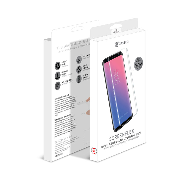 Samsung Note 8 - Flexible Tempered Glass