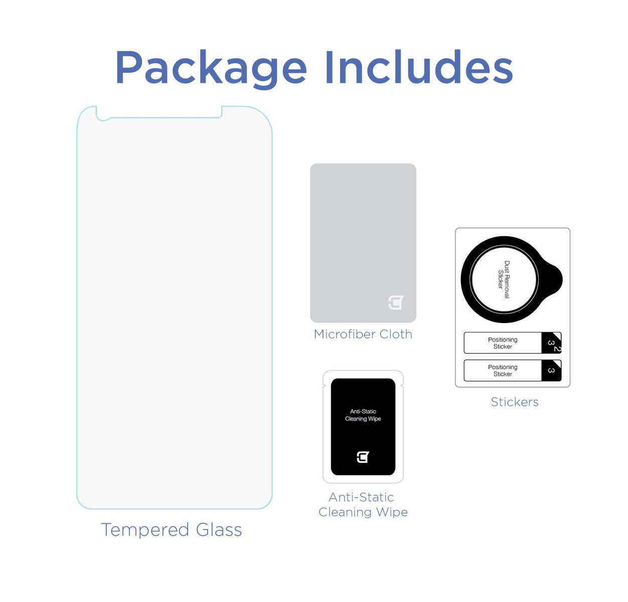 Screen Patrol - Tempered Glass - Google Pixel 3a