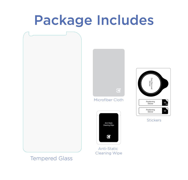 Samsung A71 - Screen Patrol - Tempered Glass