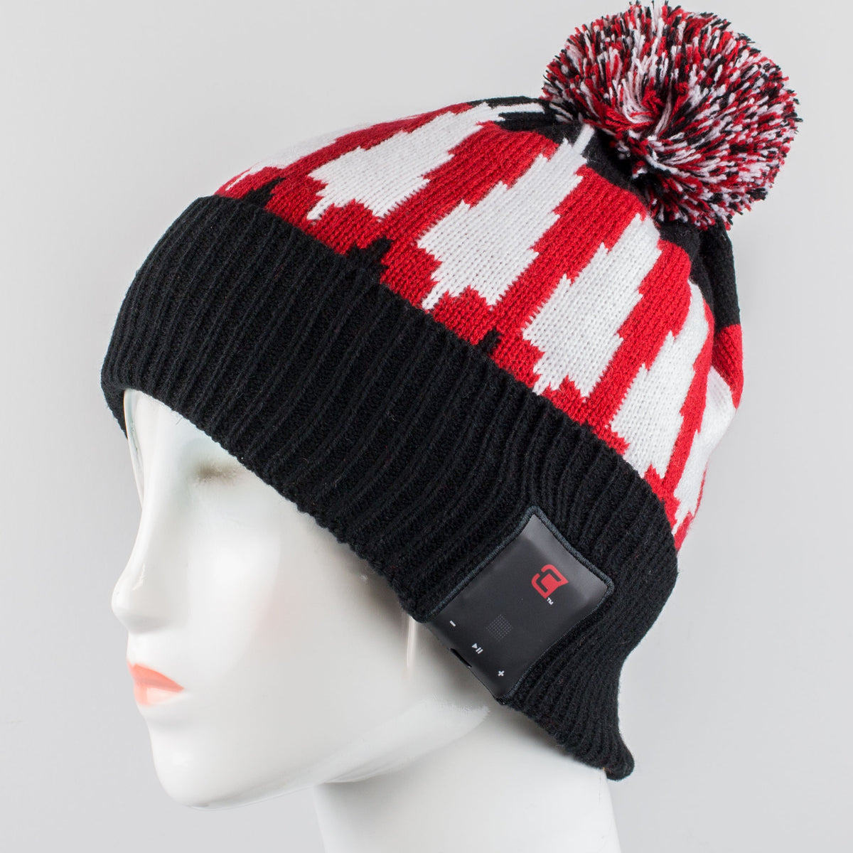 Blu-Toque - Bluetooth Beanie - Magma
