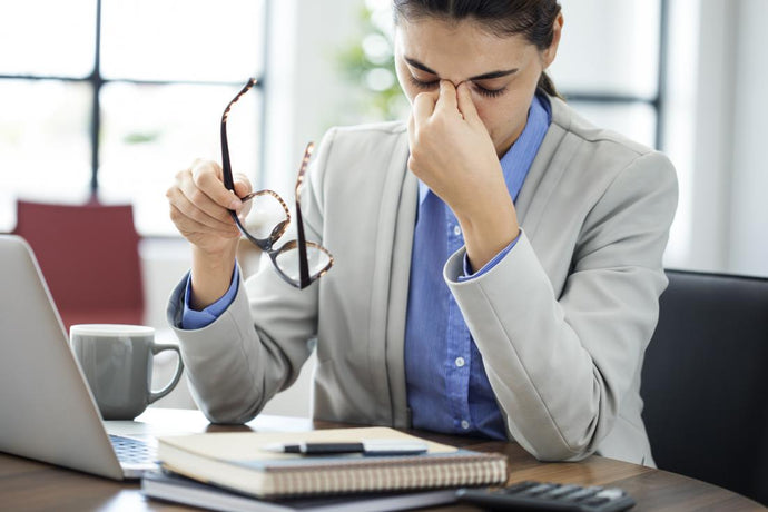 3 Ways to Help Eye Strain
