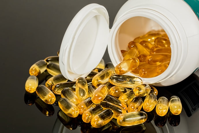 Omega 3 fish oil & Dry Eye Syndrome