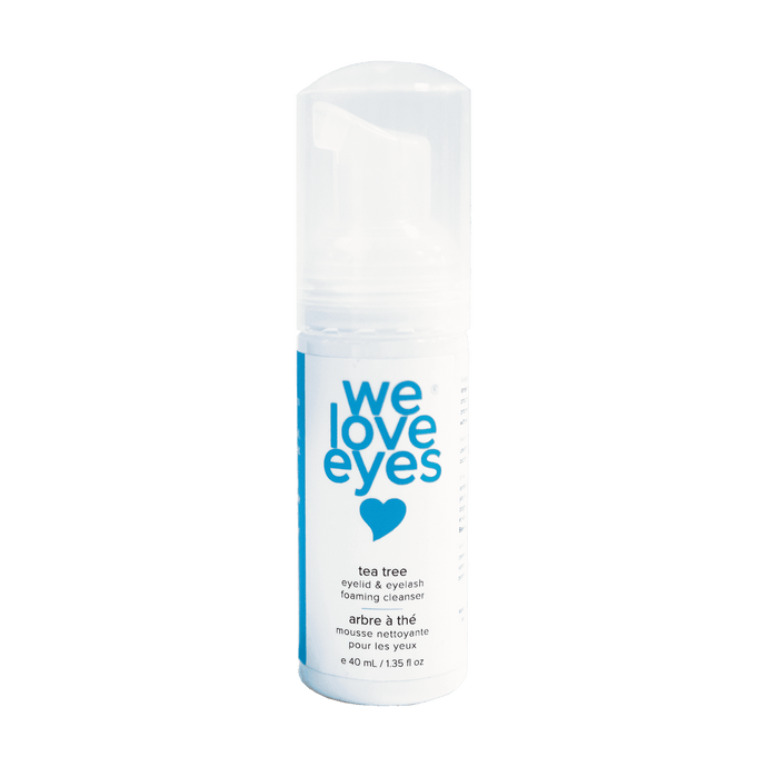 WE LOVE EYES Eyelid Foaming Cleanser Eyedropshop
