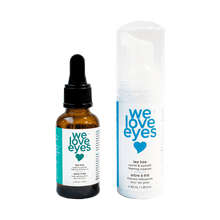 Load image into Gallery viewer, WE LOVE EYES Makeup Remover Kit Eyedropshop